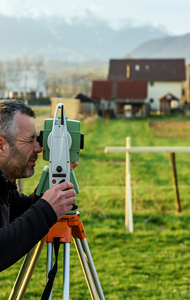 Surveying jobs with Surveying Services offer great career prospects