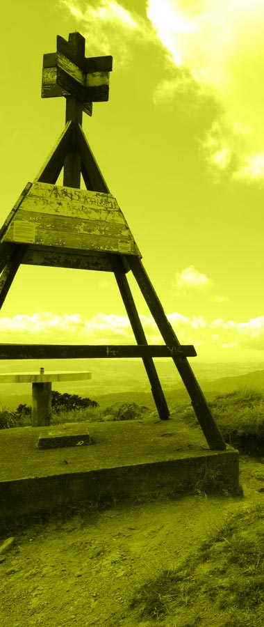 Trig points and topographical surveying